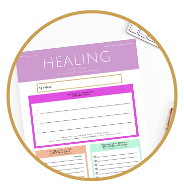 Healing To-Do Notepad | Healing Collection