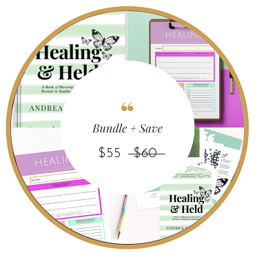 Healing and Held | Bundle + Savings