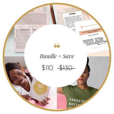 The Ultimate Sabbathing Rhythms | Bundle + Savings
